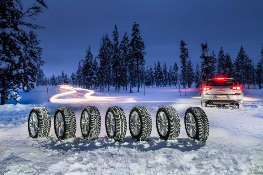 Расчёт поставки зимних шин