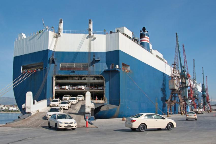 Этапы и сроки доставки автомобиля с автоаукциона Японии в РФ