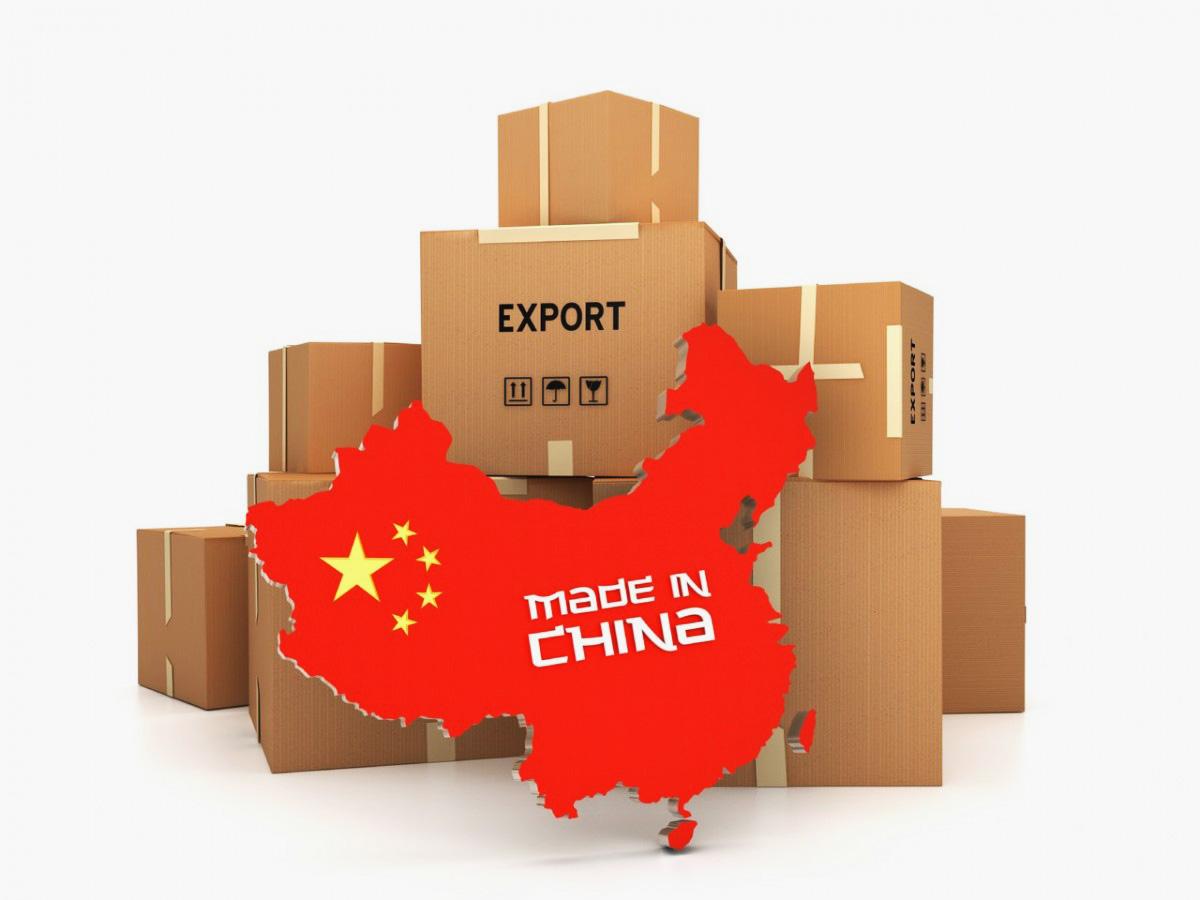 Груз из Китая