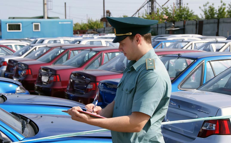 Таможенная проверка автомобилей с пробегом