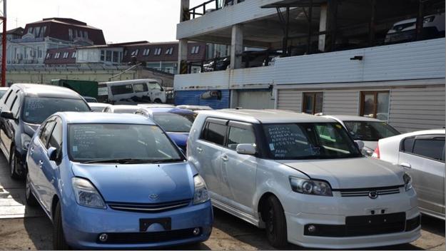 Японские автомобили с пробегом
