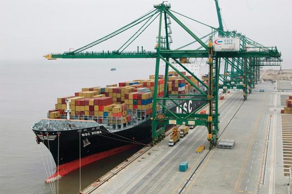 Доставка морским транспортом