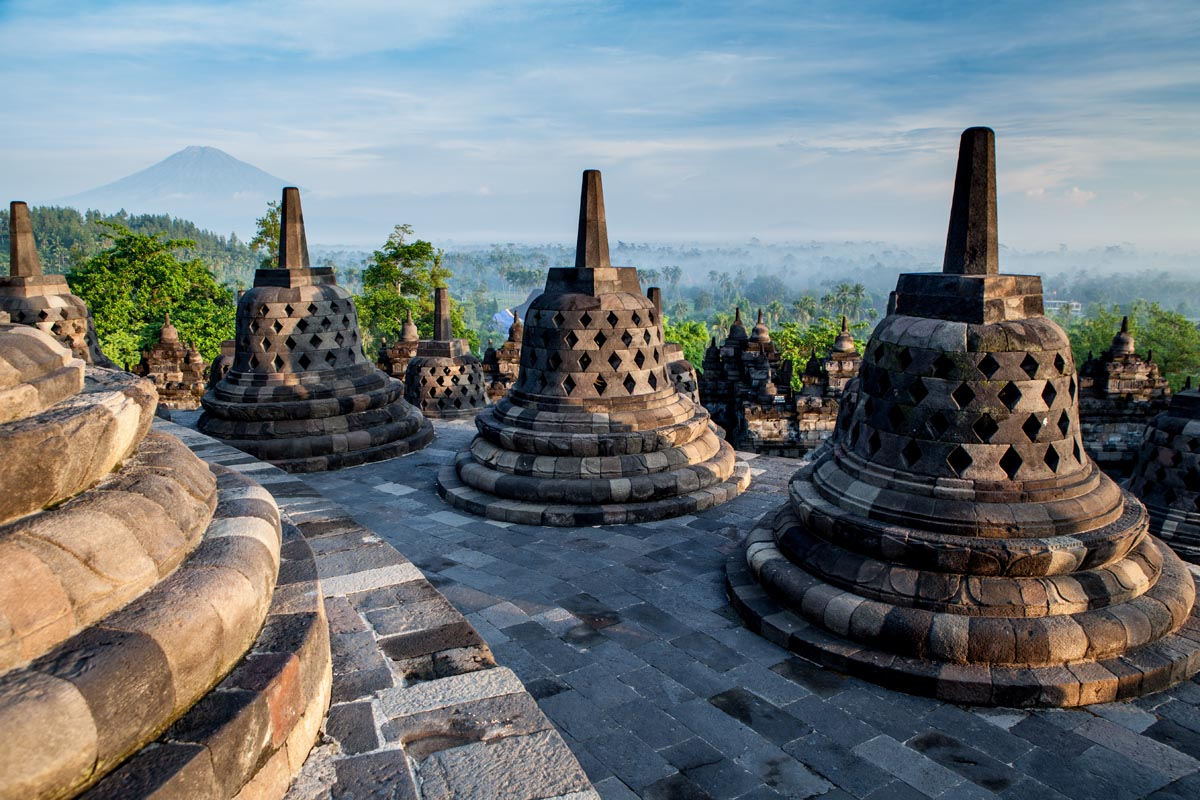 Экспедирование товаров из Индонезии