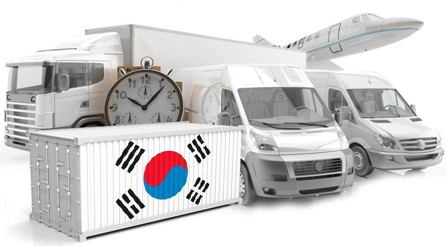 Доставка Южнокорейских товаров