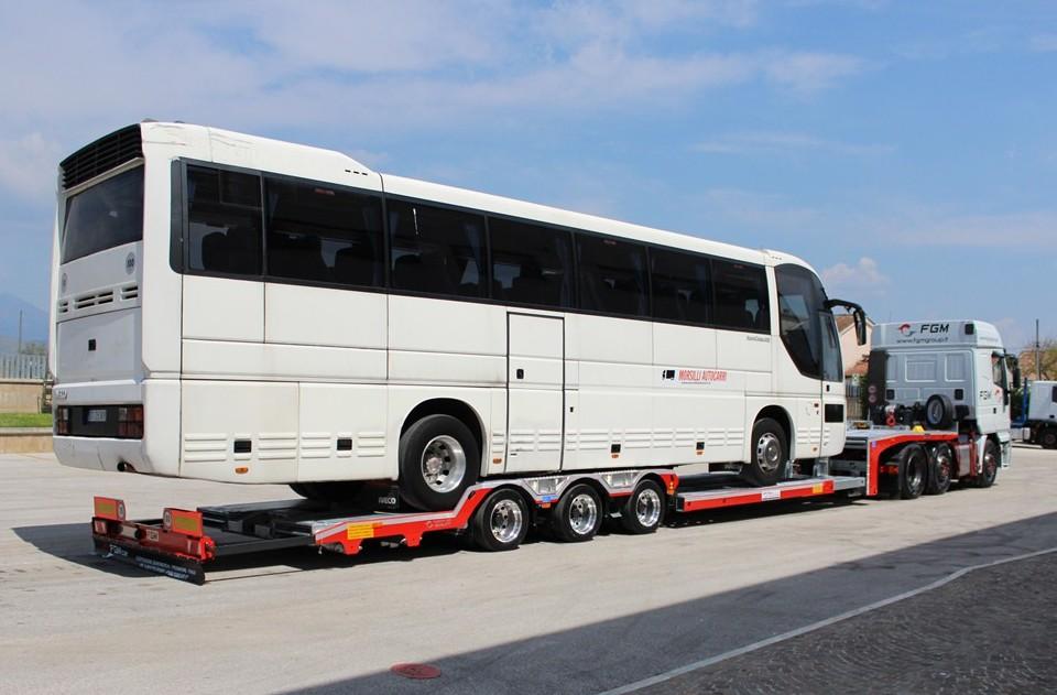 Таможенное оформление автобусов