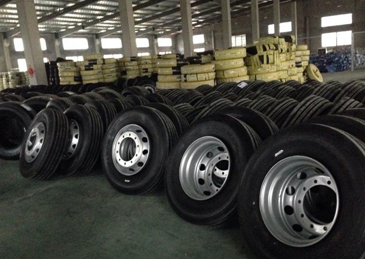 Растаможка грузовых шин из Китая