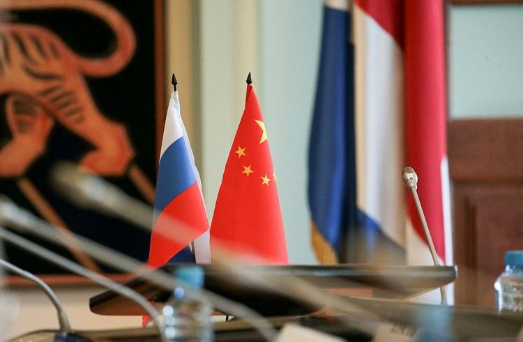 Торговые ограничения между Китаем и Россией
